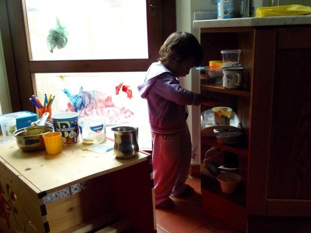 Kitchen corner / Angolo di cucina / Kuhinjski kutic