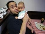 Emiliano & Alien Baby
